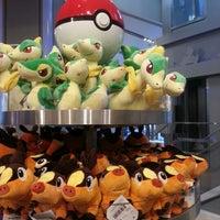Photo taken at Nintendo NY by Tony C. on 11/6/2012