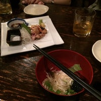 Photo taken at あじ彩 by mate on 9/17/2015