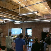 Photo taken at Think Big Coworking by Chris P. on 2/25/2016
