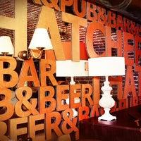 Снимок сделан в ТЕТЧЕR Grill&Beer пользователем ТЕТЧЕR Grill&Beer 7/2/2014