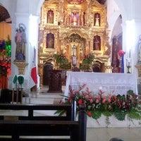 Photo taken at Iglesia Santa Librada by Ovidio G. on 7/15/2014