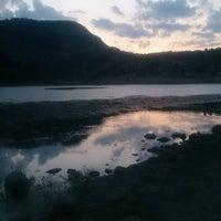 Photo taken at Kurumcu Gölü by Melike A. on 9/14/2016