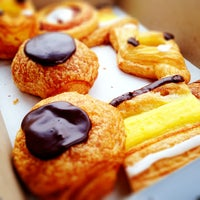 Photo taken at Copenhagen Pastry by Yui C. on 8/20/2013