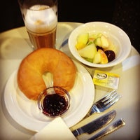 Photo taken at Lufthansa Business Lounge by Juergen S. on 12/11/2012