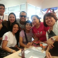 Photo taken at Dunkin Donuts, SM North by 🇴 🇱 🇷 🇦 🇨 on 6/15/2013