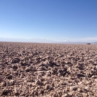 Photo taken at Salar de Atacama by Cristian I. on 1/22/2013