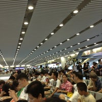 Photo taken at Hong Kong Macau Ferry Terminal by Andrew G. on 6/1/2013
