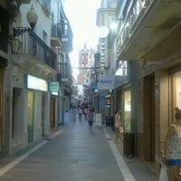 Photo taken at Calle Sevilla by Jose Luis G. on 8/23/2013