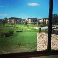 Photo taken at Golf La Reserva Cardales by Marce C. on 9/22/2014