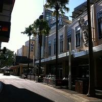 Photo taken at The Entertainment Quarter by Izabela M. on 10/4/2012