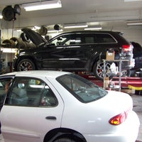 Photo taken at Scarsdale Auto Repair by Scarsdale Auto Repair on 4/28/2014