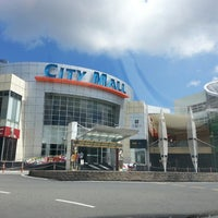Photo taken at City Mall by Otto Carl Denss on 4/28/2013