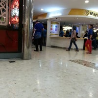 Photo taken at Maybank ATM by Otto Carl Denss on 5/28/2013