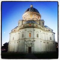 Photo taken at Santa Maria Della Consolazione by dario f. on 8/11/2013
