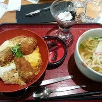 Photo taken at れすとらん四六時中 長岡駅ビル店 by kazu o. on 12/31/2013