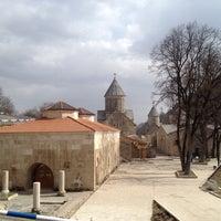 Photo taken at Haghartsin Monastery   Հաղարծնի վանք by Vardan G. on 3/6/2014