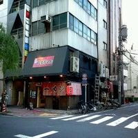 Photo taken at 博多長浜屋台 やまちゃん 銀座店 by Mitsugi(貢) K. on 10/29/2012