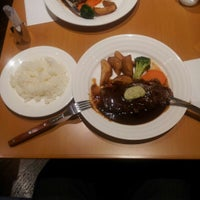 Photo taken at 神戸元町洋食屋アシェット by Mitsugi(貢) K. on 10/2/2014