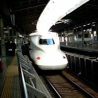 Photo taken at 名古屋駅 新幹線ホーム by Mitsugi(貢) K. on 12/4/2012