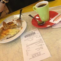 Photo taken at Migros Restaurant by Mia on 10/10/2012
