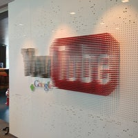 Photo taken at Google YouTube by David A. on 9/11/2013