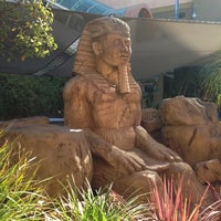 Photo taken at Revenge of the Mummy - The Ride by David A. on 11/4/2012