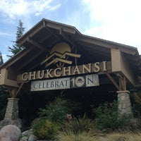 Photo taken at Chukchansi Gold Resort & Casino by David A. on 7/22/2013
