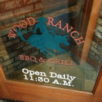 Photo taken at Wood Ranch BBQ & Grill by David A. on 3/29/2013