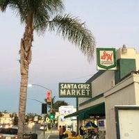 Photo taken at Santa Cruz Market by David A. on 3/17/2014