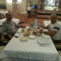 Photo taken at N. Göçtü Restaurant by Nihat G. on 9/14/2013