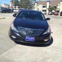 Photo taken at Regional Hyundai by Carolyn B. on 5/30/2014
