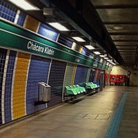Foto tirada no(a) Estação Chácara Klabin (Metrô) por Matheus S. em 4/28/2013