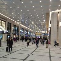 Photo taken at Hankyu Sanban Gai by Atsushi F. on 12/2/2012