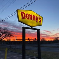 Photo taken at Denny's by Rebecca A. on 3/17/2018
