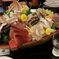 Photo taken at 新潟の地酒とうまいもの処 かもくら by daishi i. on 6/19/2016
