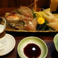 Photo taken at 新潟の地酒とうまいもの処 かもくら by daishi i. on 1/31/2016