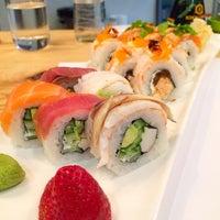 Photo taken at Sushi Corner by Alexis H. on 8/3/2014