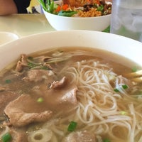 Photo taken at Pho Bistro 2 by Alexis H. on 5/18/2016