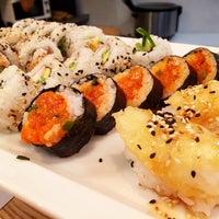 Photo taken at Sushi Corner by Alexis H. on 10/22/2014