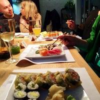 Photo taken at Sushi Corner by Alexis H. on 2/14/2015