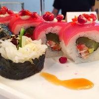 Photo taken at Sushi Corner by Alexis H. on 6/12/2014