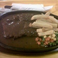 Photo taken at Fiesta Steak by Annisa Y. on 11/16/2012