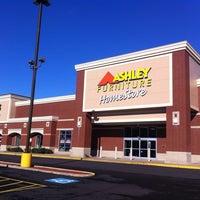 Photo taken at Ashley Furniture HomeStore by J B. on 4/29/2014