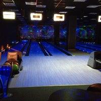 Photo taken at Bowling Lukhovitsu by Ирина К. on 4/29/2014