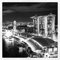 Photo prise au Marina Bay Downtown Area (MBDA) par Brecht D. le1/1/2013