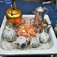 Photo taken at مخيم ديوانية المحميد by Faisal A. on 11/29/2013
