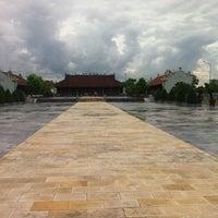 Photo taken at dương kinh nhà mạc by Nguyen H. on 7/12/2014