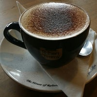 Photo taken at Katoomba St Cafe by Susan W. on 7/24/2014