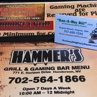Photo taken at Hammers by RunAway B. on 5/12/2017