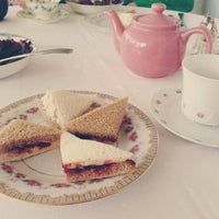 Photo taken at Tea with Tracy by Victoria V. on 7/5/2014